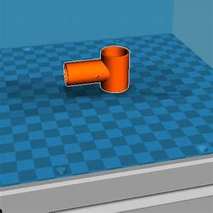 Tringle De Douche : free stl file support tringle rideau de douche cults ~ Melissatoandfro.com Idées de Décoration