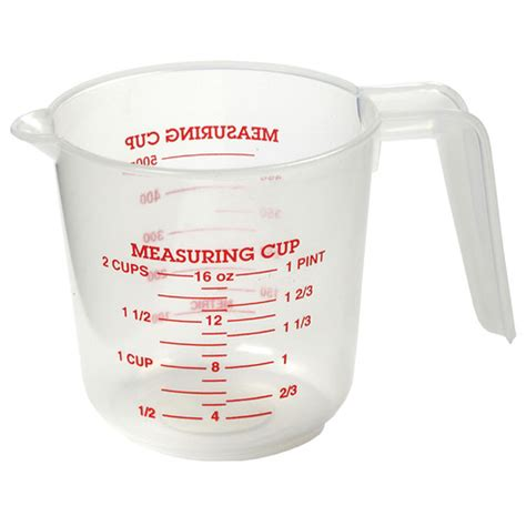 1 4 cup to ml norpro 2 cup plastic measuring cup reviews wayfair