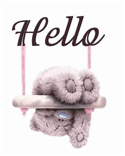 Hello Teddy Bear Myniceprofile Tweet