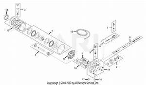 Homelite Ry80030 Gasoline Pressure Washer Parts Diagram