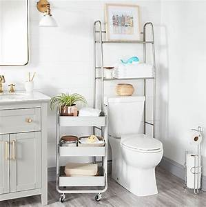 25, Over, The, Toilet, Storage, Ideas, In, 2020