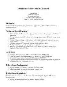 Lab Experience Resume by Resume Research Scientist Sle