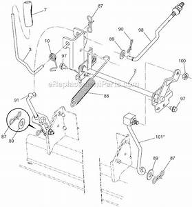 Husqvarna Forward Pedal Wiring Diagram