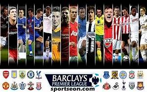 English Premier League Teams List & Top Four Promo EPL ...