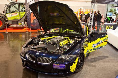 Bmw Z4 Coupe V10 by Foto Bmw Z4 Coup 233 E85 Mit V10 Viper Motor Vergr 246 223 Ert