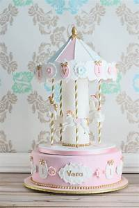 bakingmummy 俏媽咪烘焙坊: Carousel Cake  Cake