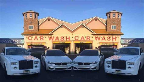 Car Wash & Window Tinting In Elizabeth New Jersey Car