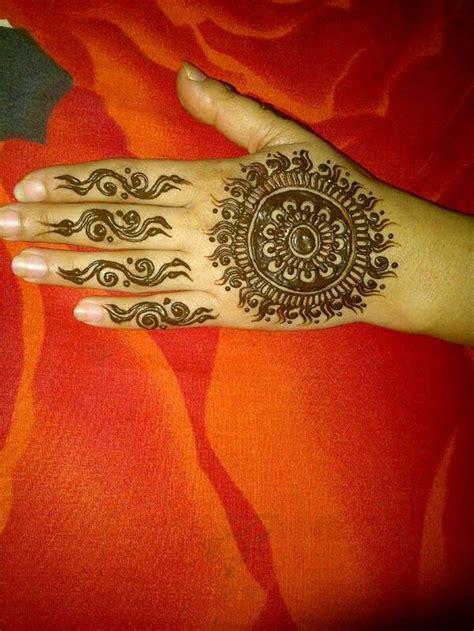 Bridal Mehndi Day Henna Designs For Girls