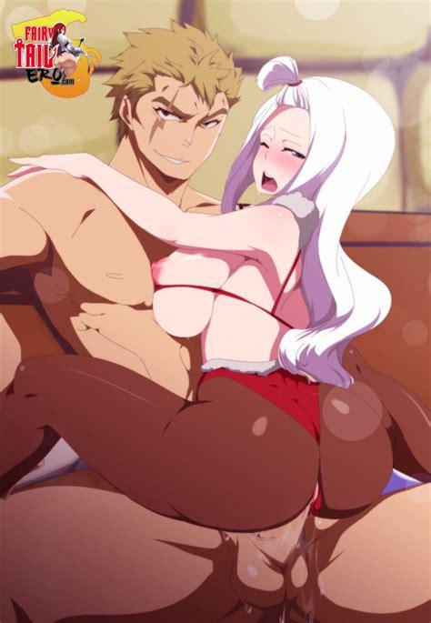 laxus and mirajane lexus fairy tail the hentai world