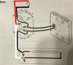 Line Voltage Thermostat Wiring