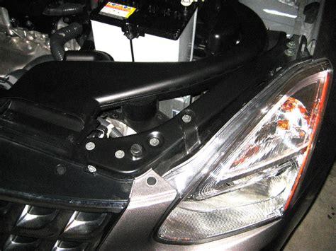 nissan rogue headlight bulbs replacement guide 026