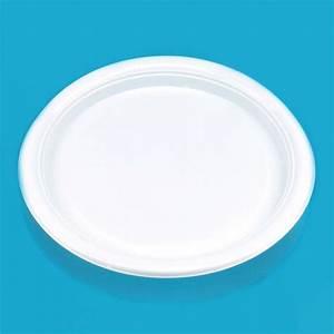 Assiette Ardoise Pas Cher : achat vente assiette plastique blanche vaisselle jetable pas cher ~ Teatrodelosmanantiales.com Idées de Décoration