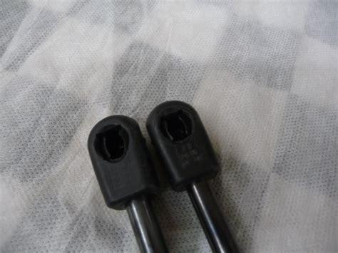 mercedes benz gl class hood lift support struts left