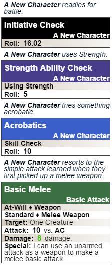 roll20 macro templates dnd4e character sheet roll20 wiki