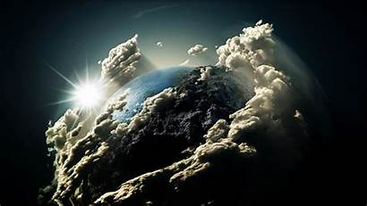 Earth Fantasy Clouds Wallpapers Desktop Backgrounds Mobile