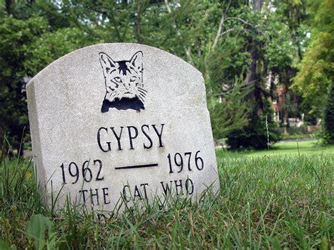 Diy Halloween Tombstones by Five Simple Ways To Remember Your Pet Petfinder