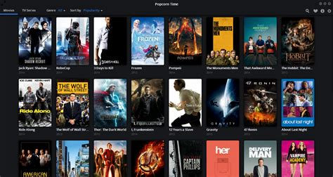 androids tv show popcorn time now streams tv shows and is available on android