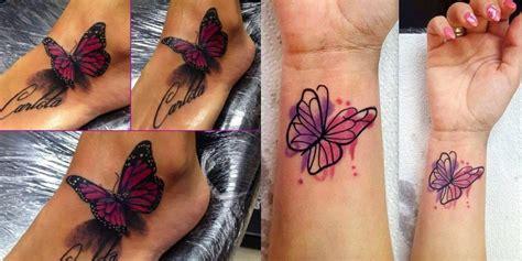 immagini tatuaggi fiori e farfalle 35 fantastici tatuaggi femminili con le farfalle