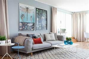 Was Passt Zu Hellgrau : 1001 sofa grau beispiele warum sie ein sofa genau ~ Bigdaddyawards.com Haus und Dekorationen