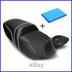 Gel Pour Selle Moto : selle confort gel pour harley davidson sportster 883 r roadster modificaci n ~ Melissatoandfro.com Idées de Décoration