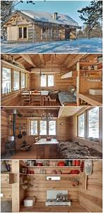 Tiny House Pläne : this 118 ft2 small norwegian ski cabin comfortably accommodates a family of four chalets ~ Eleganceandgraceweddings.com Haus und Dekorationen