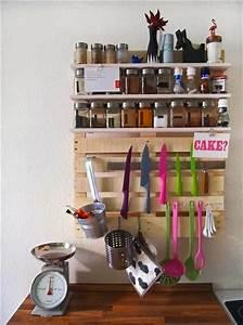 astuce de rangement cuisine pour mieux utiliser l39espace With idee rangement petite cuisine