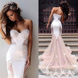 custom made sweetheart neck mermaid sweep train lace With custom made wedding dresses near me