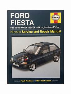 Ford Fiesta Haynes Service  U0026 Repair Manual