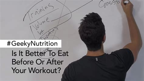 Is It Better To Eat Before Or After Your Workout?