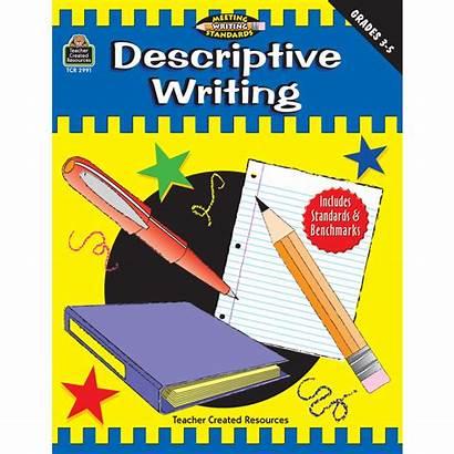 Descriptive Writing Grades Meeting Standards 3rd Standard