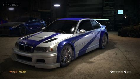 2001 Bmw M3 E46 (most Wanted 1) By Sheicarson On Deviantart