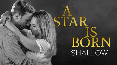 Shallow (a Star Is Born) Lady Gaga, Bradley Cooper  Cover By Evynne Hollens & Peter Hollens