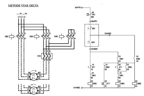 12 lead motor wiring diagram soft start relay circuit
