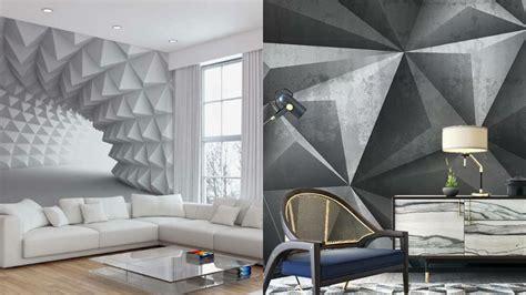 tampak nyata  inspirasi wallpaper  mewah  ruang tamu