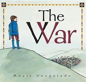 the war anais vaugelade anais book cover war