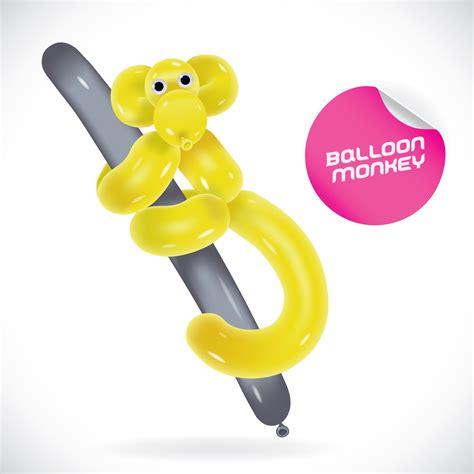 balloon monkey amazingly easy and absolutely fun ways to make balloon animals