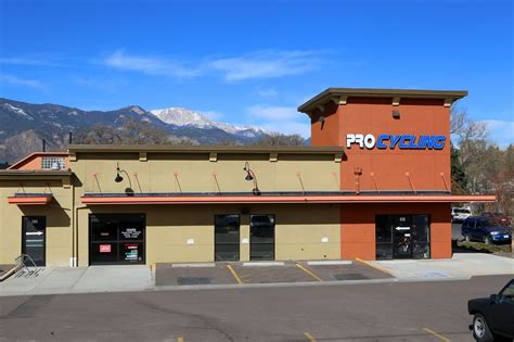colorado peak phone number pro cycling bikes 415 w pikes peak ave colorado