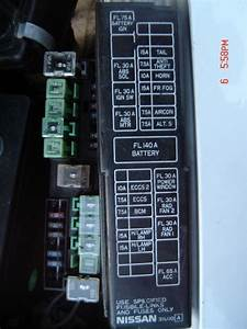 2003 Nissan Altima Fuse Box Diagram