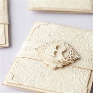 make your own wedding invitations with help from cricut With make your own wedding invitations cricut