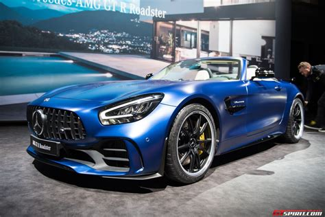Mercedes-benz At Geneva Motor Show 2019