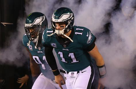 eagles schedule  playoff outlook improves big tests