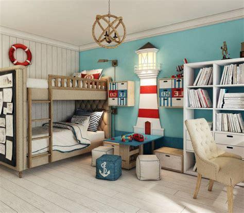 Kinderzimmer Junge Meer 1001 ideen f 252 r kinderzimmer junge einrichtungsideen anker