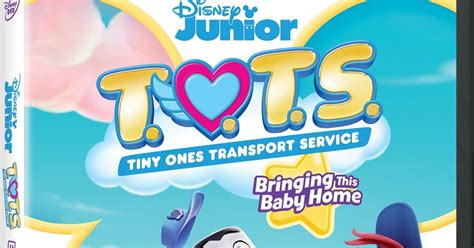 Picturing Disney: Disney Junior's T.O.T.S. Bringing This ...