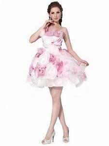 short pink wedding dress styles of wedding dresses With short pink wedding dresses