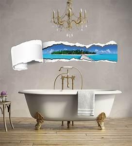 Badezimmer Verschönern Dekoration : wandsticker for your bathroom f r dein bad deko decor pretty wandtattoo dekoration ~ Eleganceandgraceweddings.com Haus und Dekorationen
