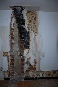 Probleme D Humidite Mur Interieur : refaire un bout de mur ~ Melissatoandfro.com Idées de Décoration