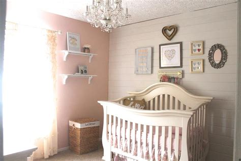 bedroom organization vintage baby girl decoration nursery