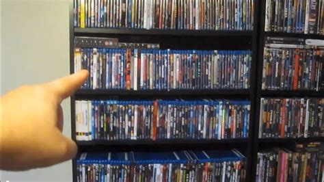 My Complete Horror Blu-ray Collection