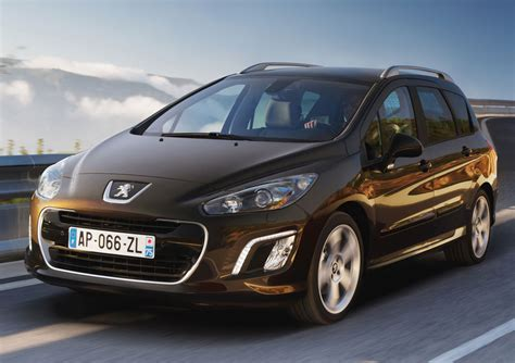 Peugeot Cars by Peugeot 308sw 7 Seater Cars