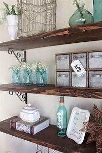 Diy, Rustic, Shelves